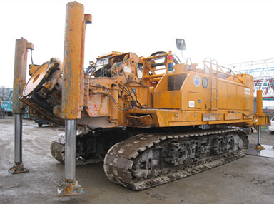 Foundation Construction Machines